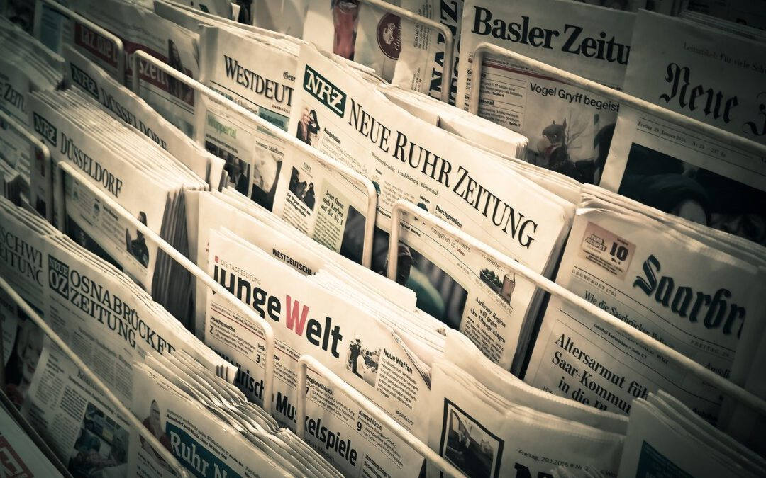 Aus dem Papierkorb der Weltpresse