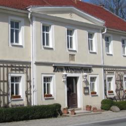 """Gaststätte """"Zur Windmühle"""" Kunnerwitz"""